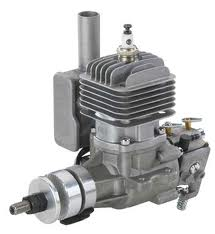 Motor Naftero DLE-20 cc