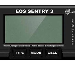 Hyperion EOS Sentry 3 2~8S Battery Checker & Balancer