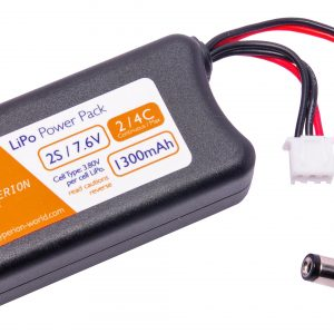 Hyperion G6 2s 7.6V 1300mAh HV Lipo Battery for FatShark/Head-play/FPV Goggle