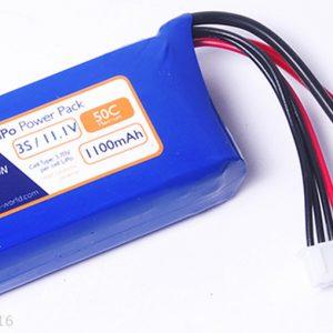 Hyperion G5 3S 11.1V 1100mAh 50Cmax LiPo