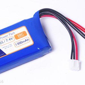 Hyperion G5 2S 7.4V 1300mAh 50Cmax LiPo