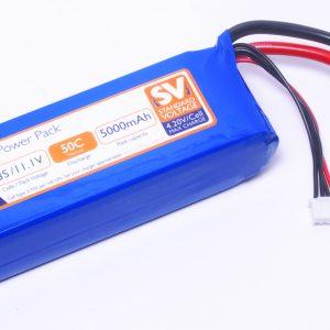 Hyperion G5 3S 11.1V 5000mAh 50Cmax LiPo
