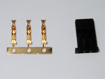 Hyperion Servo Connector Male(5)