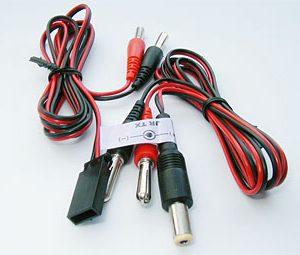 Cables de carga TX/RX JR