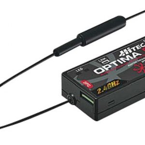 Hitec Optima 6 - 6-Channel 2.4GHz Receiver