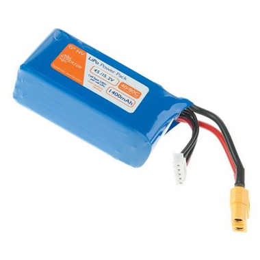 Hyperion G6 Hi-Voltage 4S 15.2V 1400mAh 80Cmax LiPo