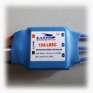 SAKER ESC-12A LBEC