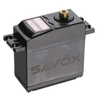 Savox SC-0251MG Larger-Standard Size Digital Servo .18/16kg