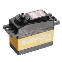 Savox SC-1256TG Standard Size Coreless Digital Servo .15/20Kg