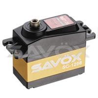 Savox SC-1258TG Standard Size 'High Torque' Coreless Digital Servo .08/12Kg