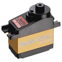 Savox SH-0350 Micro Size Digital Coreless Servo .16/2.6Kg