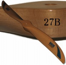 Vess 27B Wood Propeller