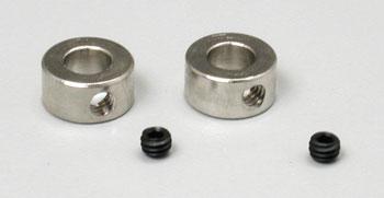 "Dubro Dura-Collars 1/4"" 6.35mm (2)"