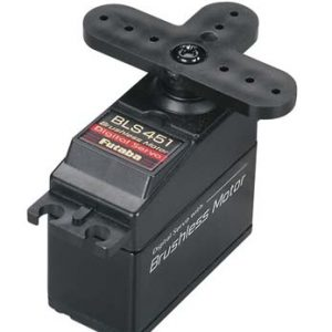 Futaba BLS451 Brushless High-Torque/Speed Servo