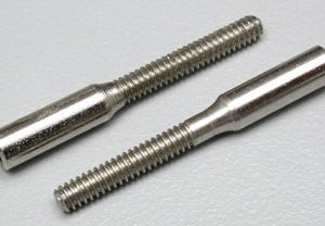 """Great Planes Threaded Coupler 4-40 (.095"""") (2)"""
