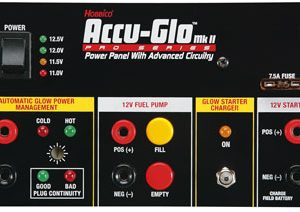 Hobbico Accu-Glo MkII Power Panel