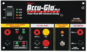 Hobbico Accu-Glo MkII Power Panel